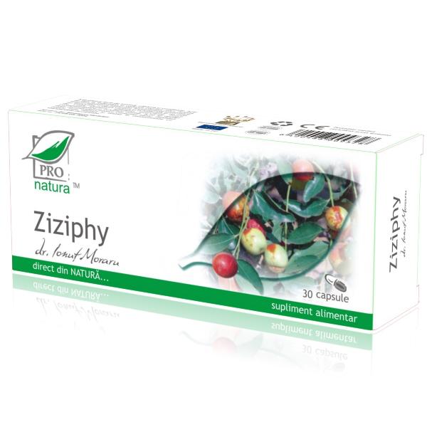 Ziziphy, 30 capsule, Medica [0]
