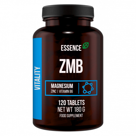 ZMB Zinc+Magneziu+B6 120 tablete, Essence 0