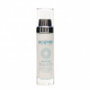 Crema tratament cu ulei de Moringa si acid hialuronic Regul Oil, Marine Cell - Bio Mer, 50 ml0