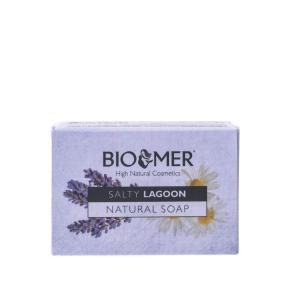 Sapun natural hidratant pentru ten sensibil cu Aloe Vera BIO, Bio Mer, 90g1