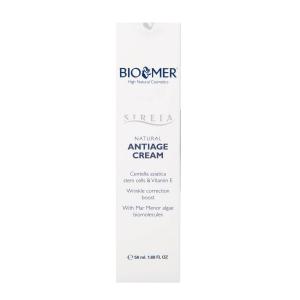 Crema anti-aging cu celule stem din Centella Asiatica si Vitamina E, Sireia Bio Mer, 50 ml [2]