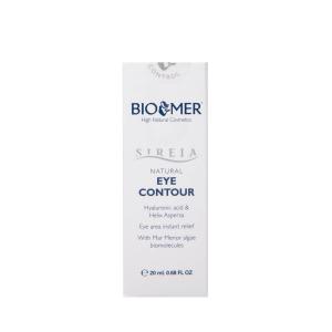 Crema contur de ochi cu Acid Hialuronic si extract de melc, Sireia - Bio Mer, 20 ml [1]