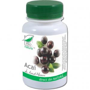 Acai, 60 comprimate, Medica1