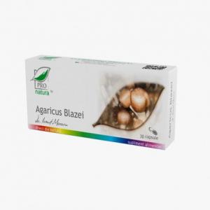 Agaricus Blazei, 30 capsule, Medica1