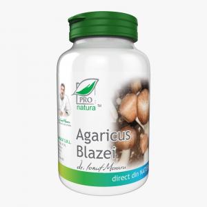 Agaricus Blazei, 60 capsule, Medica [0]