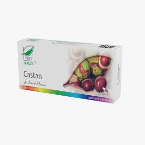 Castan,  30 capsule, Pro Natura1