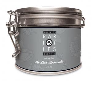 Ceai alb Bio - China Yin Zhen Silverneedle0