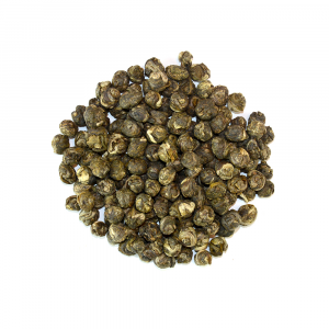 Ceai alb Bio - China Jasmin Dragon Pearls1