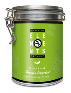 Ceai verde BIO - Jasmin Imperial0