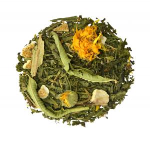 Ceai verde BIO - Mellow Mandarine [1]