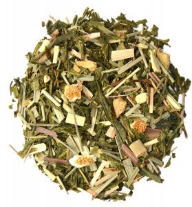 Ceai verde BIO - Smiling Buddha1