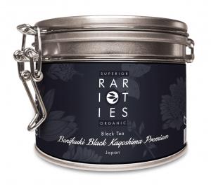 Ceai negru Bio - Japan Benifuuki Black Kagoshima Premium0
