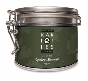 Ceai verde Bio - Japan Gyokuro Kusanagi0