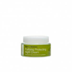 Crema de noapte protectiva cu ulei de neem- pentru ten gras, Purifying - Urban Veda, 50 ml [1]
