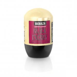 Deodorant natural pe baza de piatra de alaun pentru barbati BLACK ENERGY (dafin si patchouli), Biobaza, 50 ml [0]