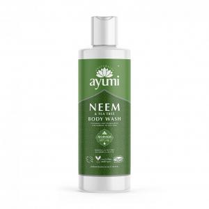 Gel de dus cu Neem Tea Tree, Ayumi, 250 ml0
