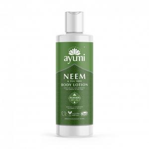 Lotiune de corp cu Neem Tea Tree, Ayumi, 250 ml0