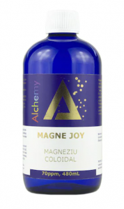 Magneziu coloidal Magne Joy 70ppm, Pure Alchemy 480 ml, Aghoras Invent1