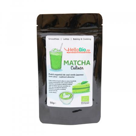 Matcha Bio Culinar - punga 50 g [0]