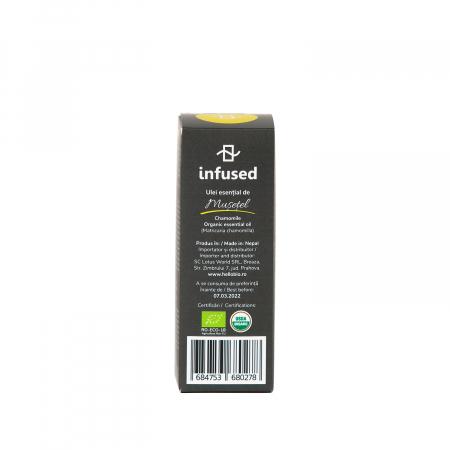 Ulei esential de musetel german bio 15 ml [4]
