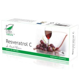 Resveratrol C, 30 capsule, Medica [1]