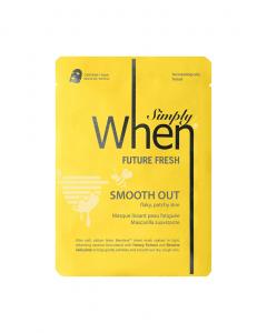 Masca hidratanta si revigoranta pentru ten obosit, Future Fresh, 23 ml, Simply When0