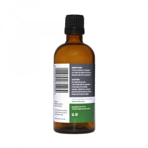 SOiL Ulei Baza Hemp Seed - Canepa - 100% Organic ECOCERT 100ml1
