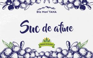 Suc de afine, 330 ml, Bio MonTANA1