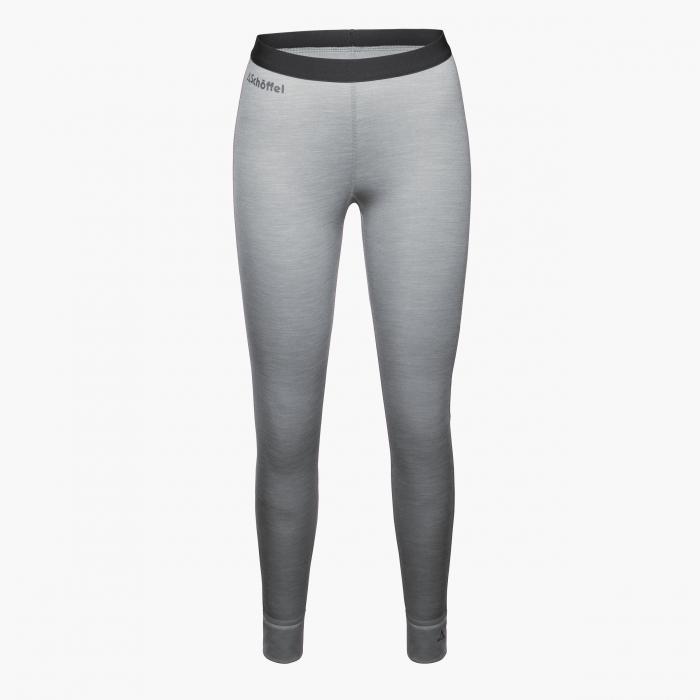 Pantaloni de corp Merino Sport Pants long W 0