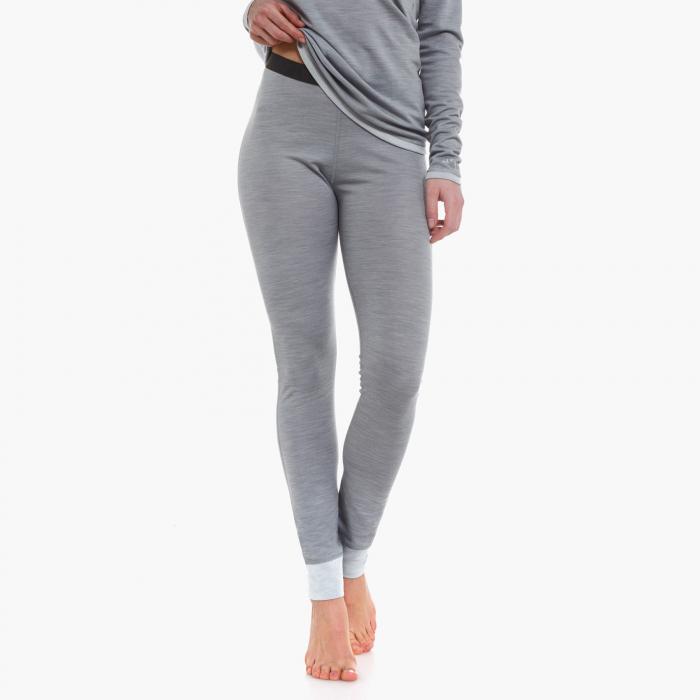 Pantaloni de corp Merino Sport Pants long W 3