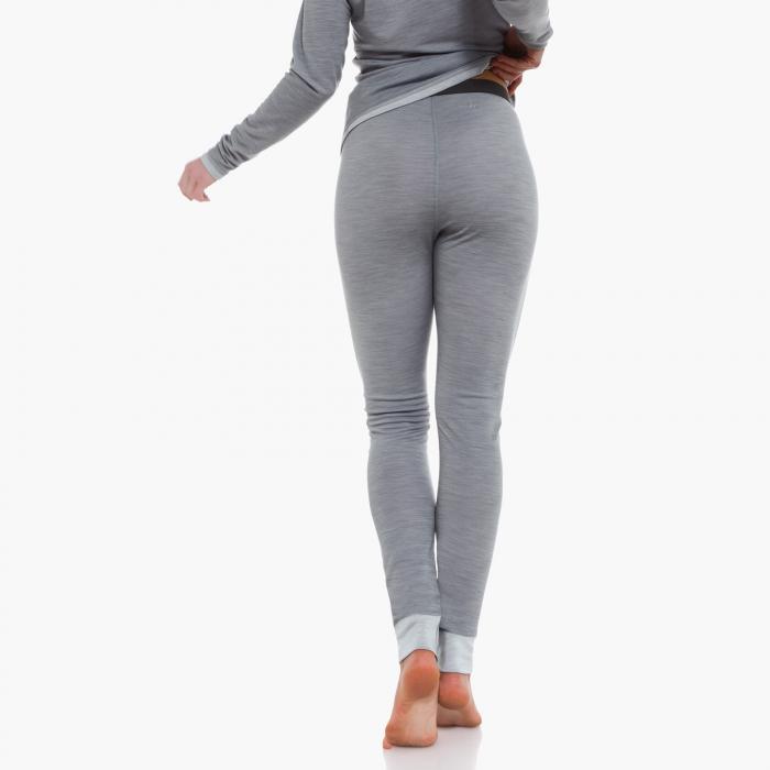 Pantaloni de corp Merino Sport Pants long W 2