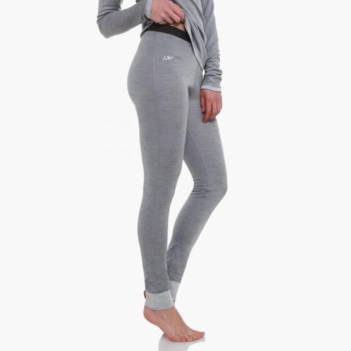Pantaloni de corp Merino Sport Pants long W 1