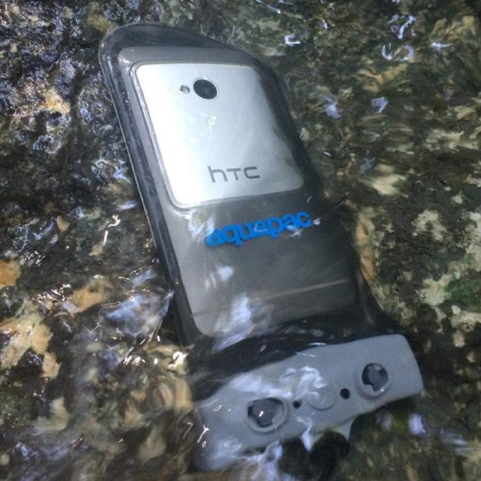 HUSA IMPERMEABILA PENTRU TELEFON SI GPS - iPHONE 6 PLUS 358 [2]