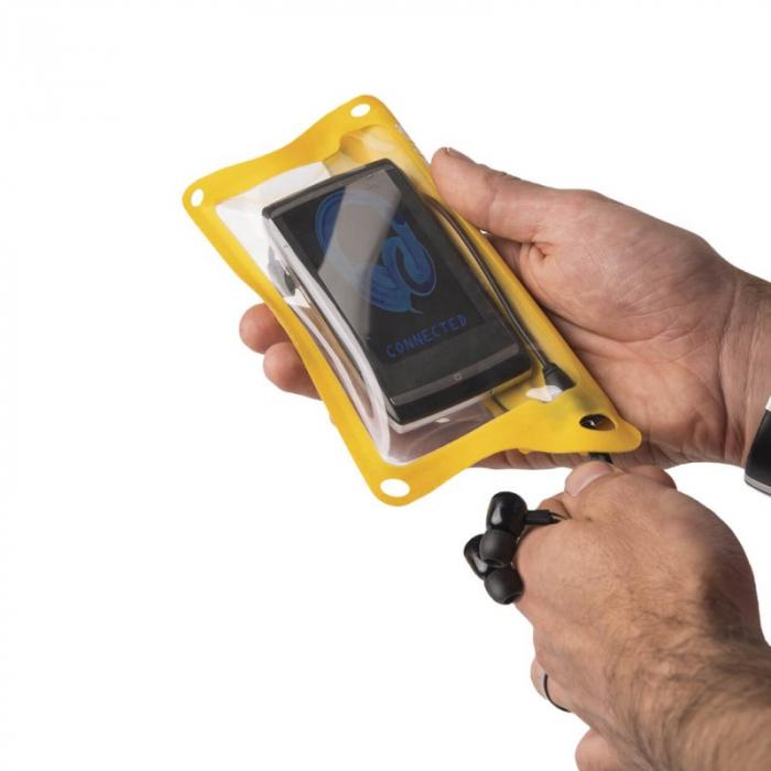 HUSA IMPERMEABILA - TPU AUDIO WATERPROOF CASE (SMALL) 0