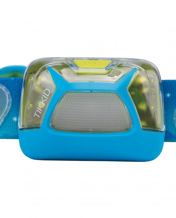 Lanterna frontala pentru copii petzl tikkid pink 1