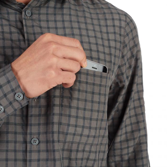 Lenni Longsleeve Shirt Men [3]