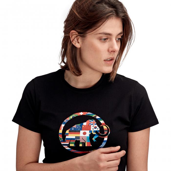 Nations T-Shirt Women 3