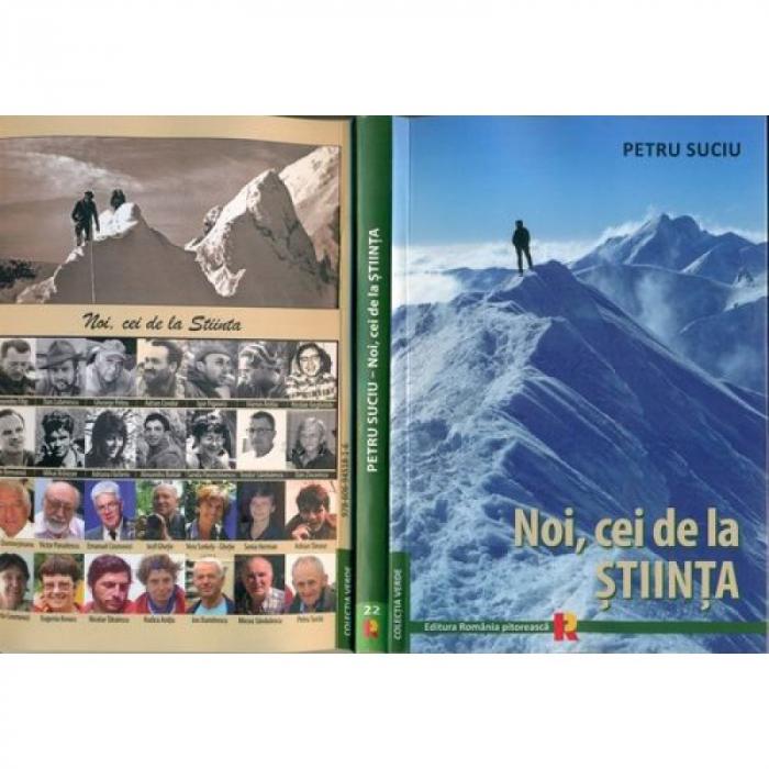 NOI, CEI DE LA STIINTA - PETRU SUCIU 2