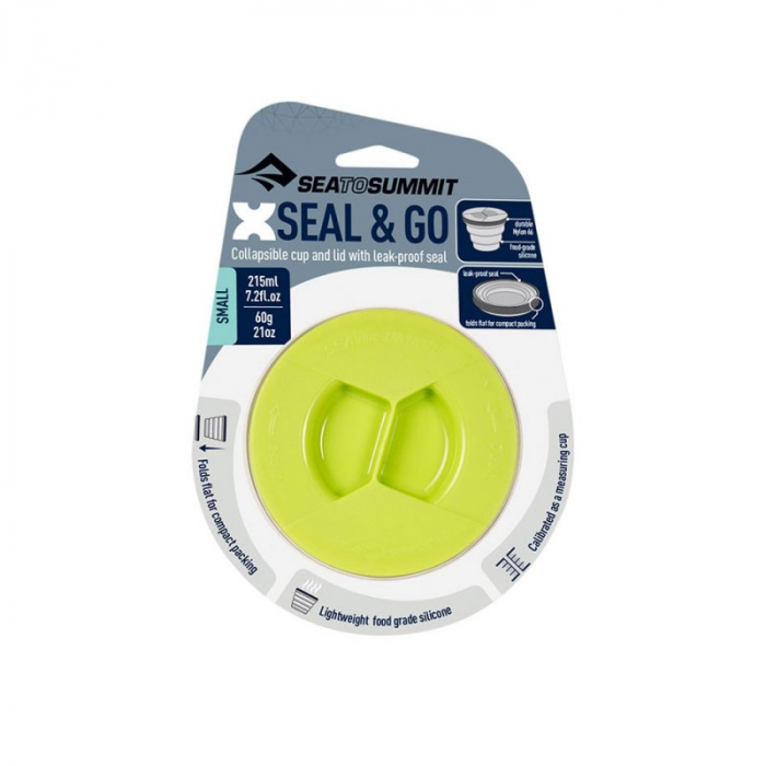 PAHAR X-SEAL & GO SMALL 0