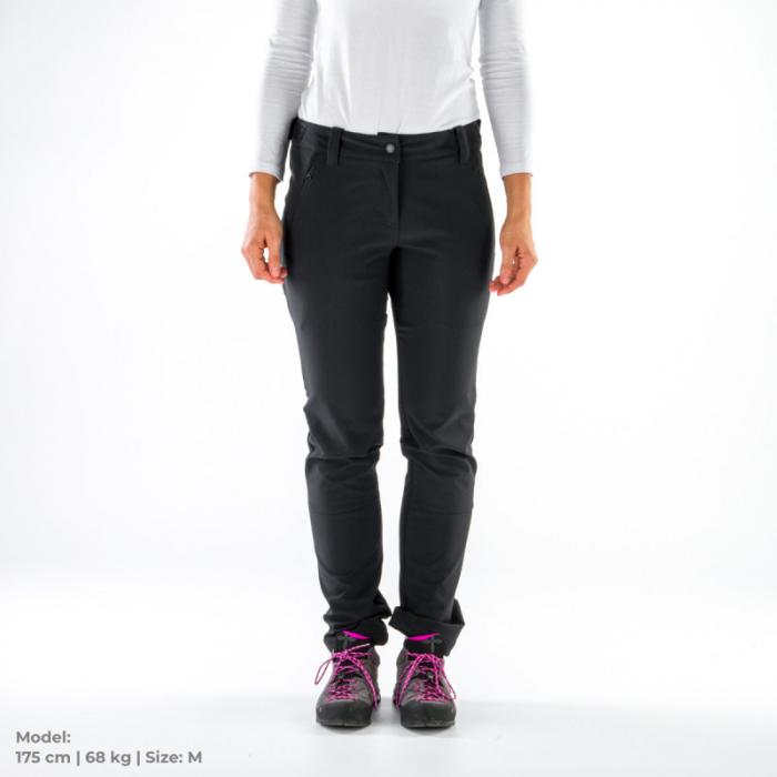 Pantaloni hibrizi pentru femei din softshell MURANSKA [2]