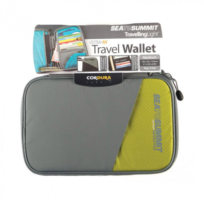 PORTOFEL TRAVELLING LIGHT TRAVEL WALLET RFID MEDIUM 0