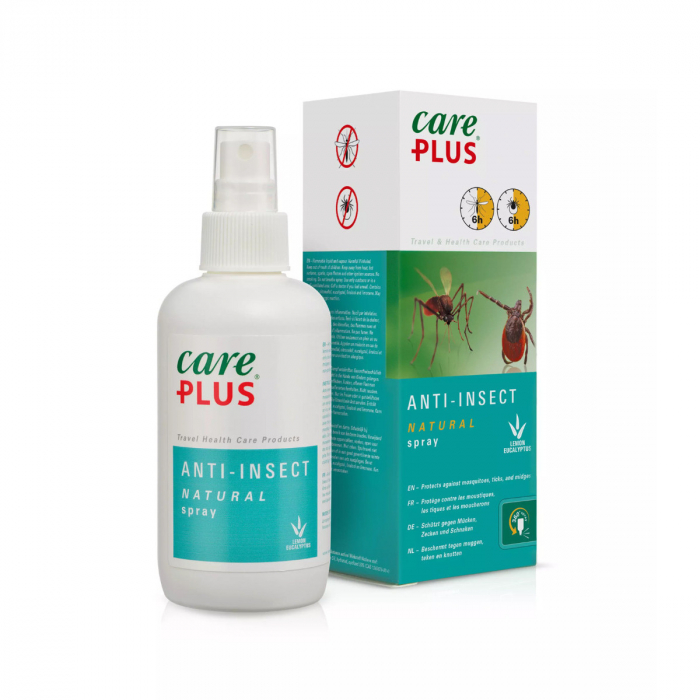 Spray antiinsecte Care Plus Natural 60ml 0