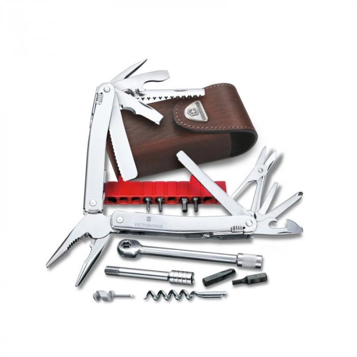 Swiss Tool 3.0239.L Spirit XC Plus Ratchet 0