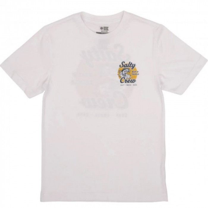 TRICOU BAIT AND TACKLE TEE 0