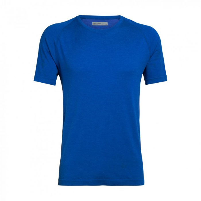 TRICOU MOTION SEAMLESS SS CREWE 0