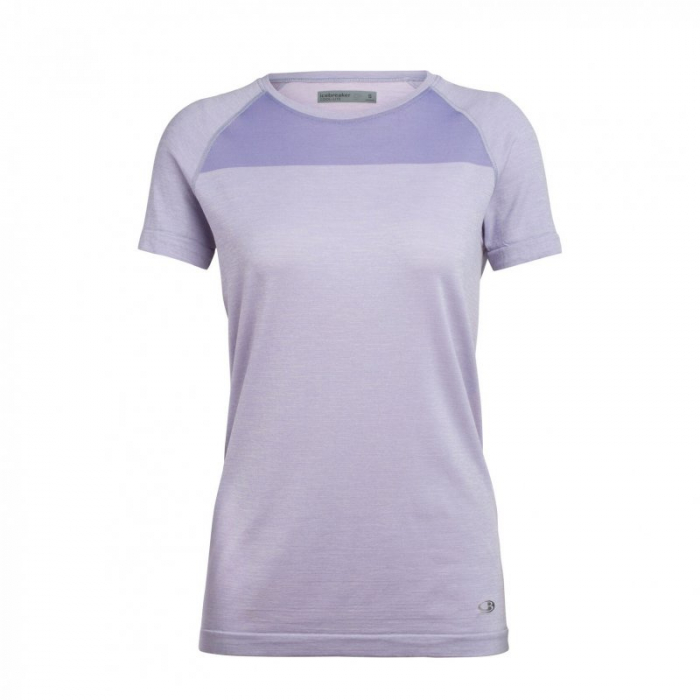TRICOU MOTION SEAMLESS SS CREWE WOMEN 0