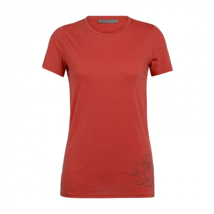 TRICOU SPECTOR SS CREWE ICE PLANT WOMEN 0