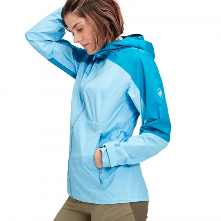 Convey Tour HS Hooded Jacket Women2