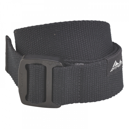 Curea TEXTILE BELT black  waist 110cm  L; Cobraframe 38  black   BF110KM [0]