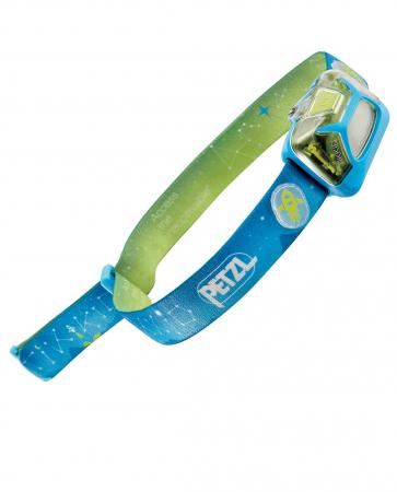Lanterna frontala pentru copii petzl tikkid blue0